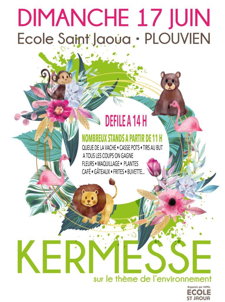 Kermesse 17 juin 2018