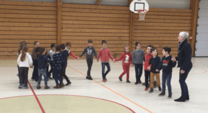 Initiation à la danse bretonne pour les CP-CE1 et les CE1-CE2