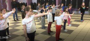 Stéphanie nous fait danser…